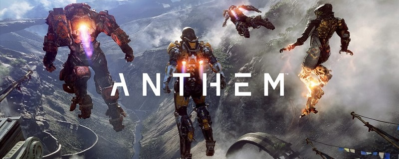 EA releases 20 minutes of Anthem Gameplay