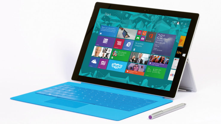 Microsoft are rumoured to release a low-cost Surface tablet this week
