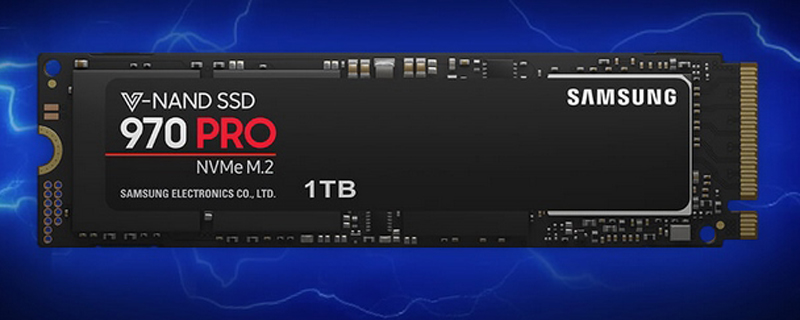 Samsung 970 Pro 1TB M.2 NVMe Review