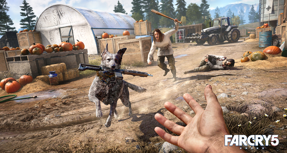Dedicated FreeSync 2 support has been added to Far Cry 5