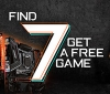 "Gigabyte launches their ""Find 7 and get a free game"" motherboard bundle"