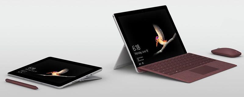 Microsoft reveals their £379 Surface Go
