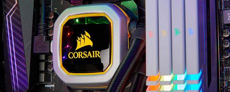 Corsair H100i Pro AIO Cooler Review