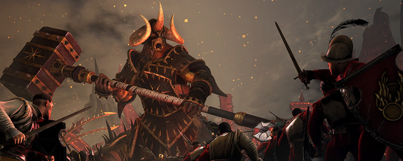 Total War: Warhammer III is in pre-production - 'itâ??s absolute Chaos'