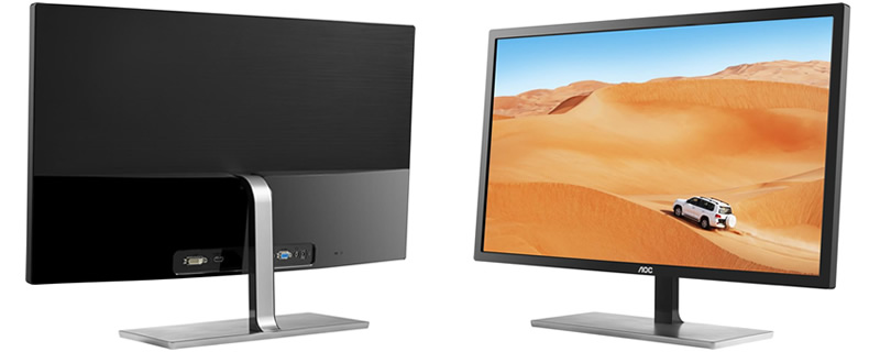 AOC releases their 31.5-inch 1440p IPS monitor with FreeSync