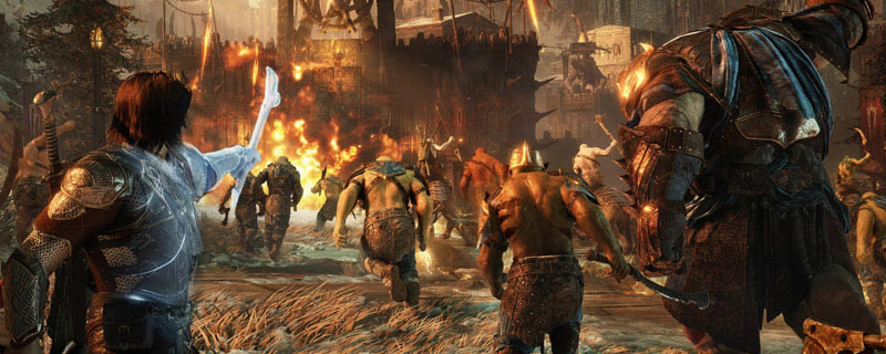 Monolith releases a free demo for Middle Earth: Shadow of War