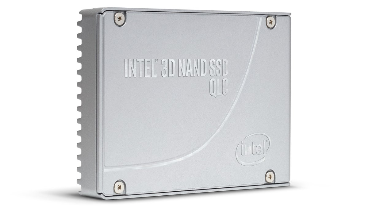 Intel teases upcoming QLC-powered SSDs for Datacenters