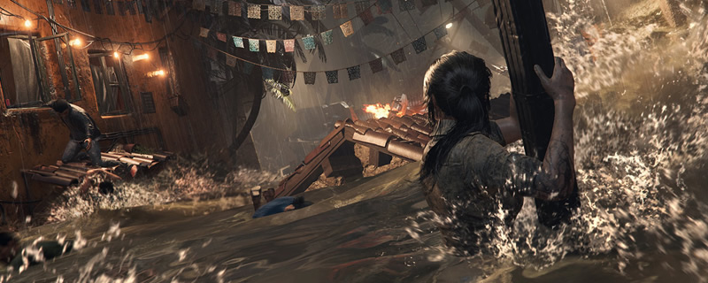 Shadow of the Tomb Raider's Paititi hub city revealed with extended gameplay footage