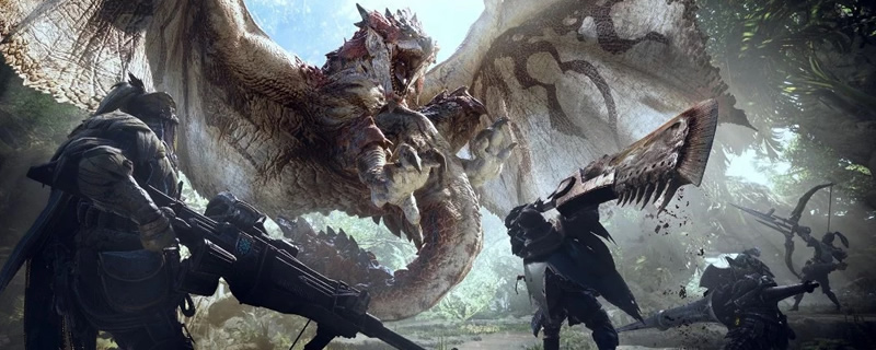 Monster Hunter World will be CPU heavy on PC