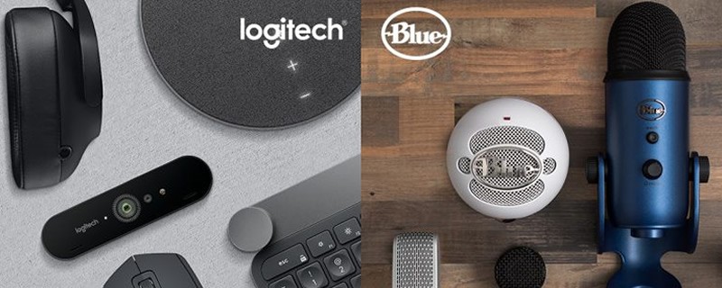 Logitech Mic's Up - Acquires Blue Microphones
