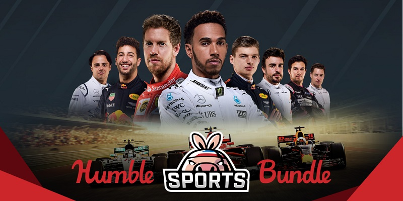The Humble Sports Bundle is now live