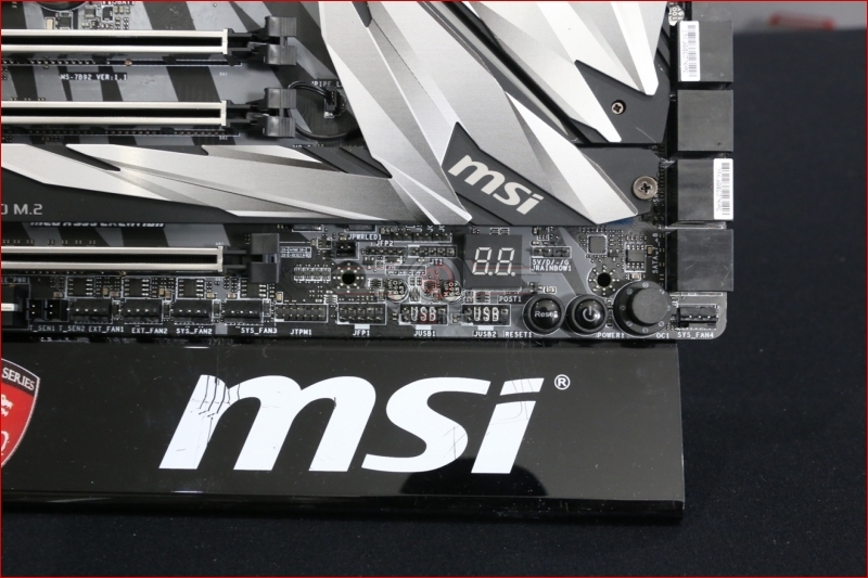 MSI MEG X399 Creation Preview