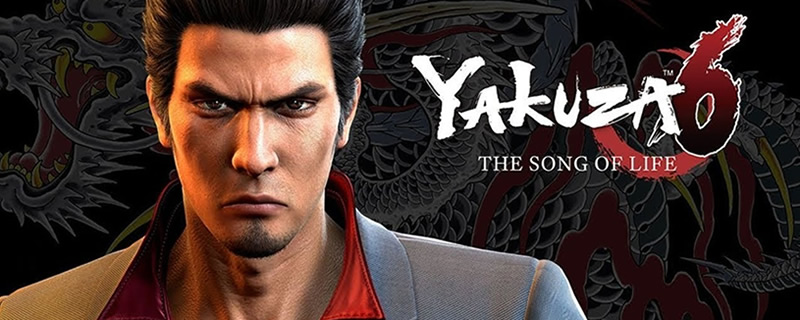 SEGA lists a PC version of Yakuza 6: The Songs of Life in their latest financial report