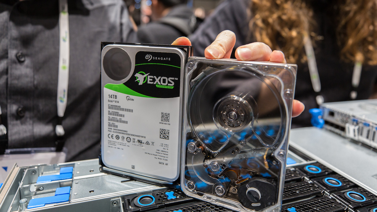 Seagate's MACH.2 and HAMR HDD tech moves closer to marker - Faster HDDs than ever before