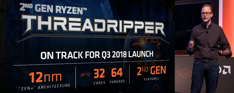 AMD France lists Ryzen Threadripper 2990WX performance numbers