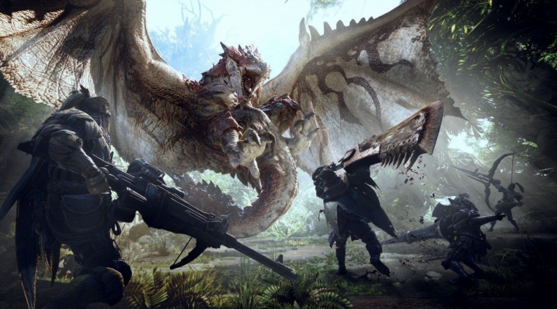 AMD releases their Radeon Software 18.8.1 driver for Monster Hunter World: and Battle for Azeroth