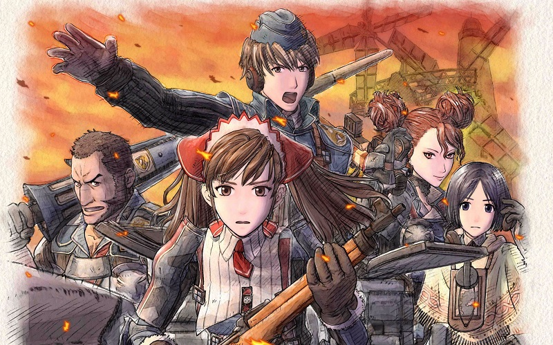 SEGA releases Valkyria Chronicles 4's PC system requirements