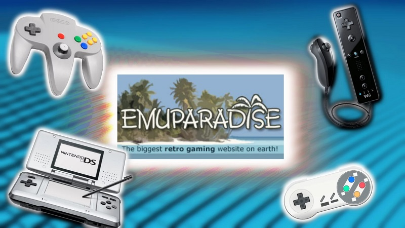 EmuParadise abandons their ROM library - Not worth