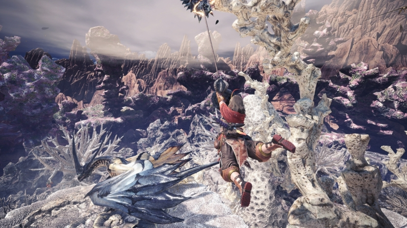 Monster Hunter World Smashes onto PC - Over 240,000 concurrent players on day-1