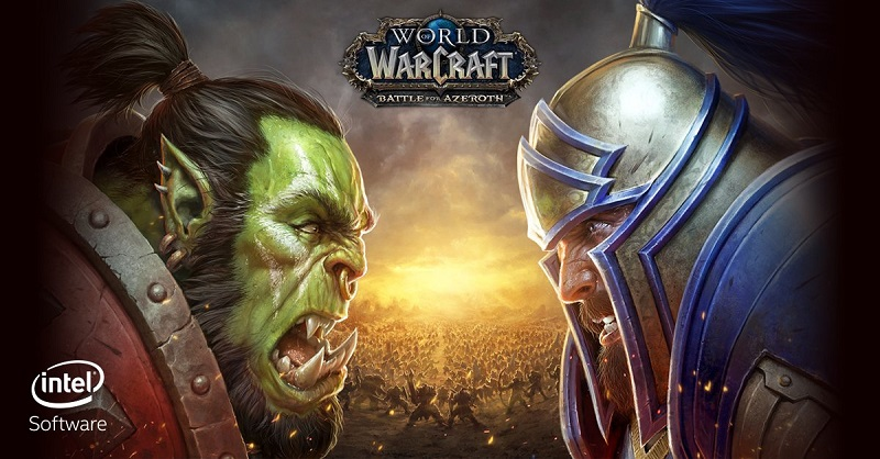 Intel's latest iGPU driver prepares the way for World of Warcraft: Battle of Azeroth and The Walking Dead