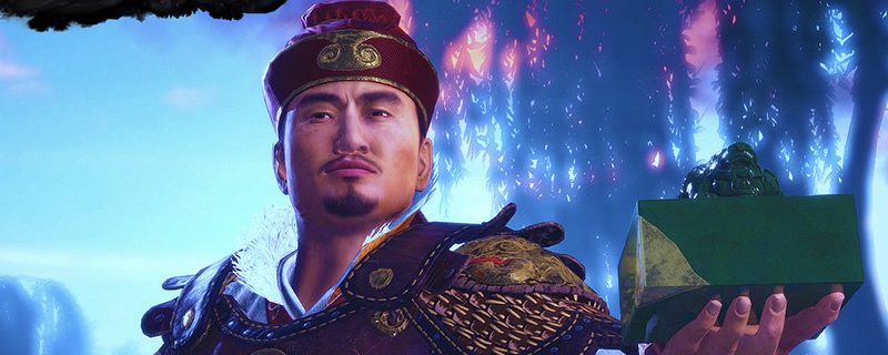 Total War: Three Kingdoms trailers reveals beautiful campaign map