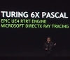 Nvidia Turing uses RTX and DLAA tech to deliver a 6x performance boost over Pascal