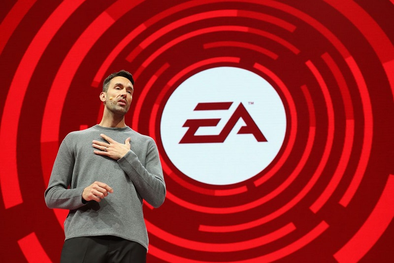 PPatrick Soderlund is leaving EA