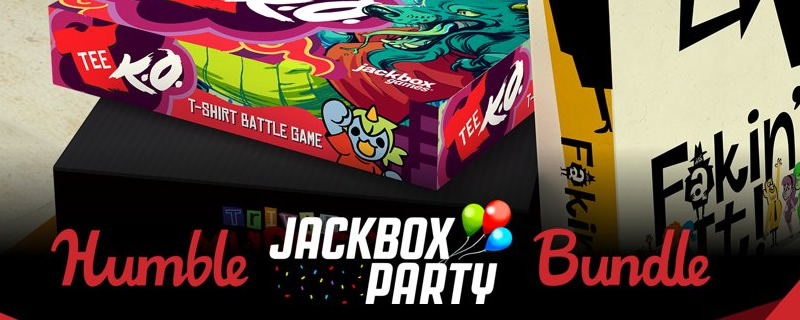 The Humble Jackbox Party bundle is now live