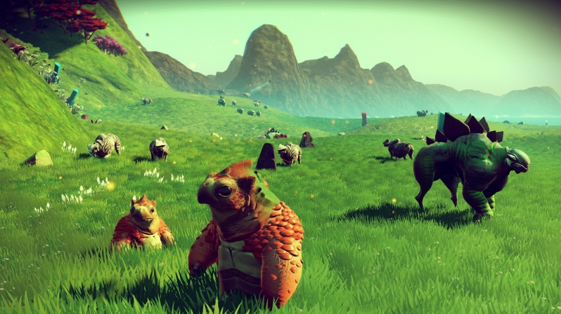 No Man's Sky's latest update boasts faster load times, increased performance and better visuals