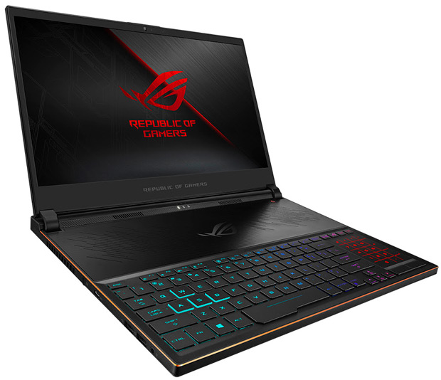 ASUS makes gaming Ultrabooks smaller and stronger with their ROG Zephyrus S