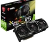 MSI Geforce RTX 2080 Ti and RTX 2080 Gaming X TRIO pictured