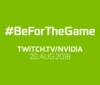 "The Countdown Begins for Nvidia's ""Be For The Game"" Event - Watch it Here"