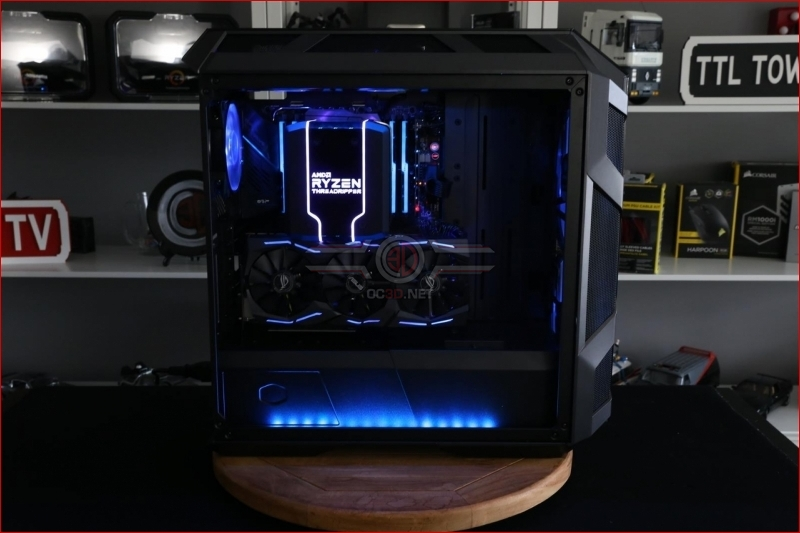 Wraith Ripper PCIe Issue - GPU case mod/fix