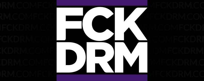 GOG releases FCKDRM website to explain the pitfalls of DRM technology