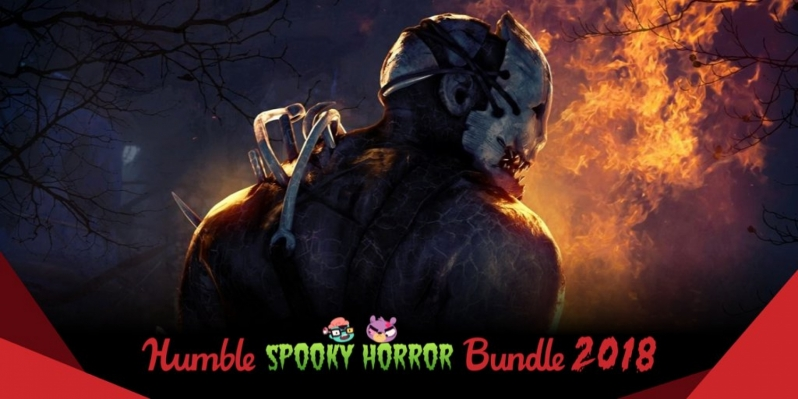 The Humble Spooky Horror Bundle is now live