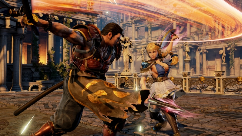 Bandai Namco releases SoulCalibur VI's PC system requirements