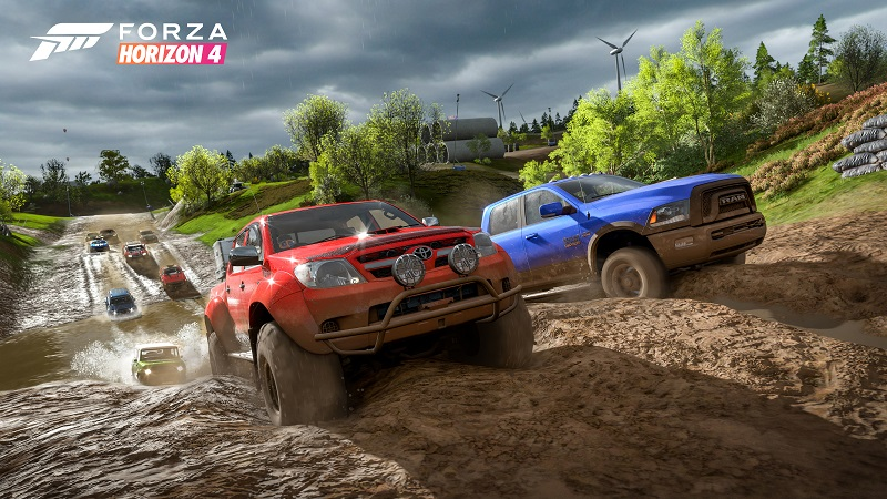 Forza Horizon 4's PC system requirements will be lower than Forza Horizon 3