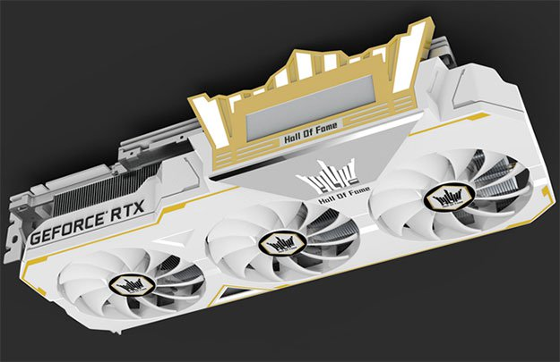 Galax crowns themselves the king of Turing with their RTX 2080 Ti Hall of Fame