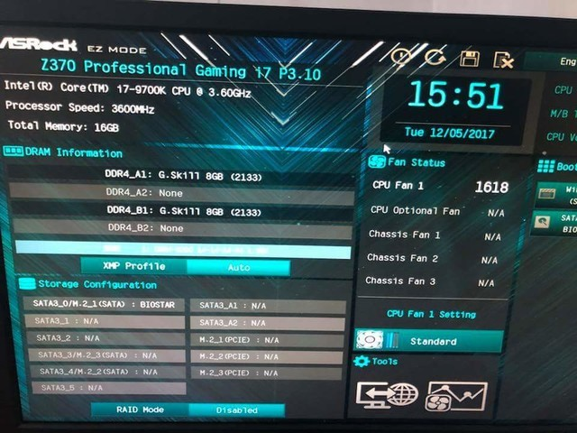 Intel i7-9700K reportedly overclocked to 5.5GHz