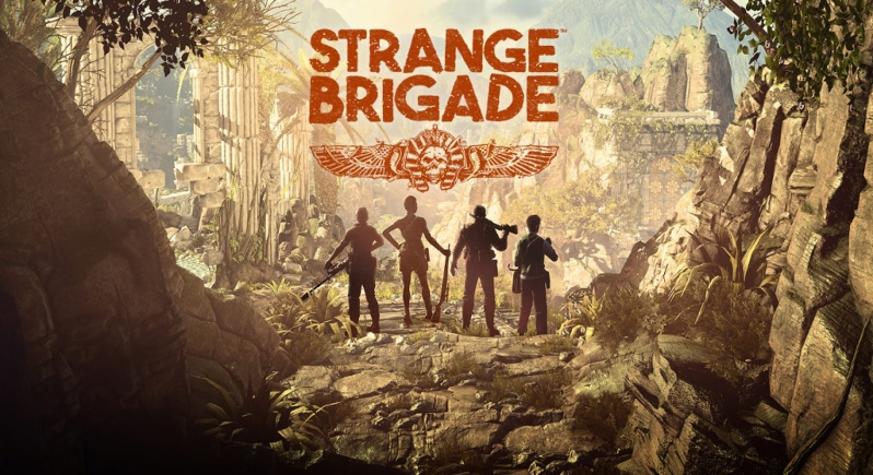 AMD releases game-specific Radeon Software driver for Strange Brigade