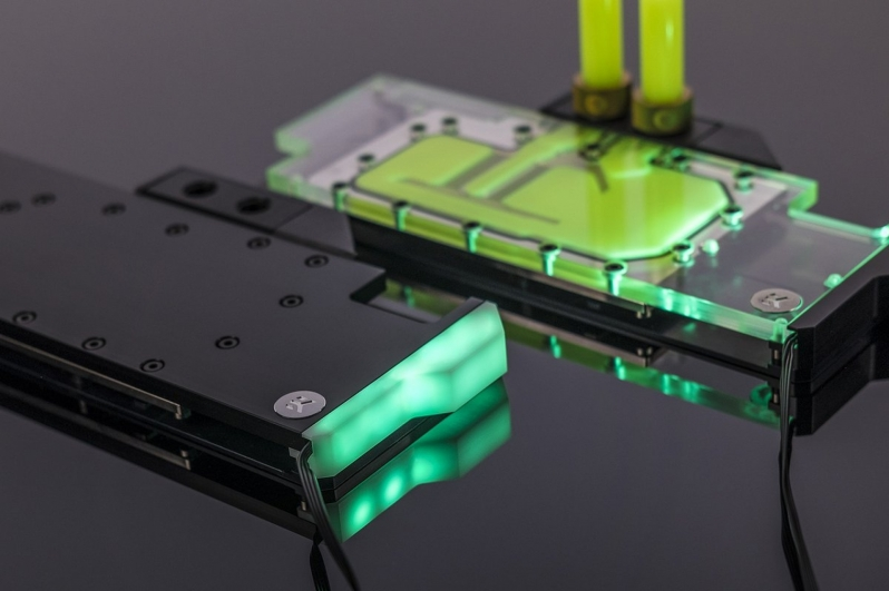EKWB teases their upcoming RTX 2070, 2080 and 2080 Ti water blocks