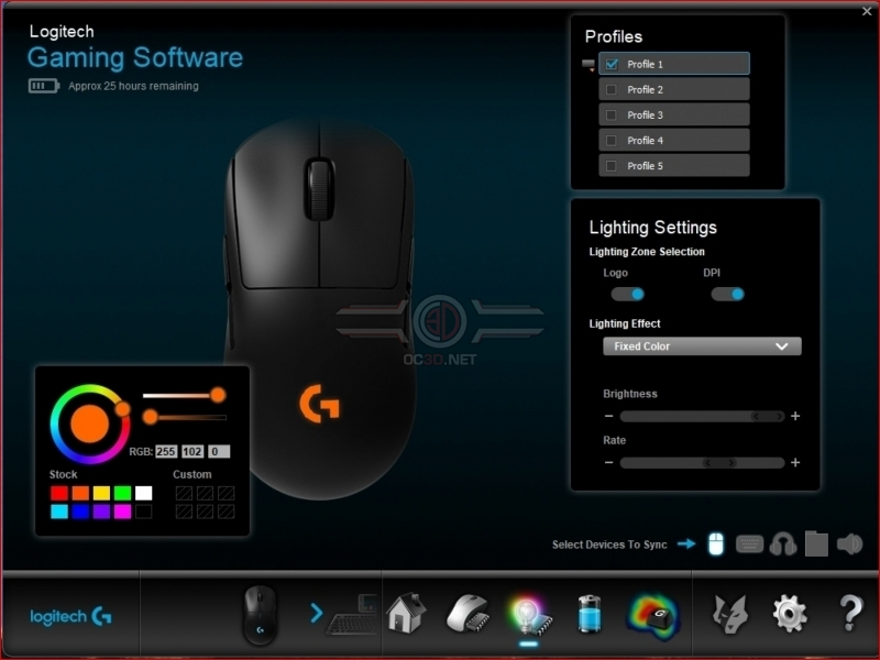 Logitech G Wireless Pro Gaming Mouse Review