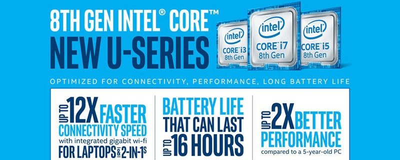 Intel confirms that Whiskey Lake bring in-silicon Spectre/Meltdown fixes to consumers