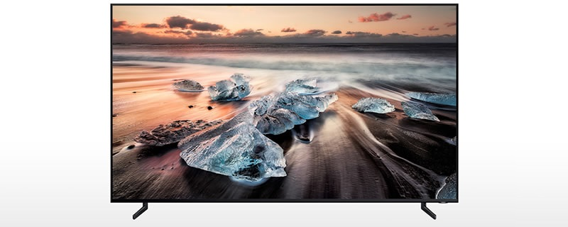 Samsung plans to release 8K QLED Q900FN series TVs with AI Upscaling this October