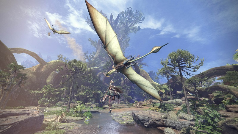 Capcom plans to release a new connectivity issues update for Monster Hunter World this week
