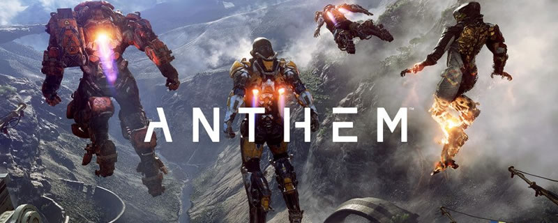 Bioware releases Anthem Trailer and Demo plans