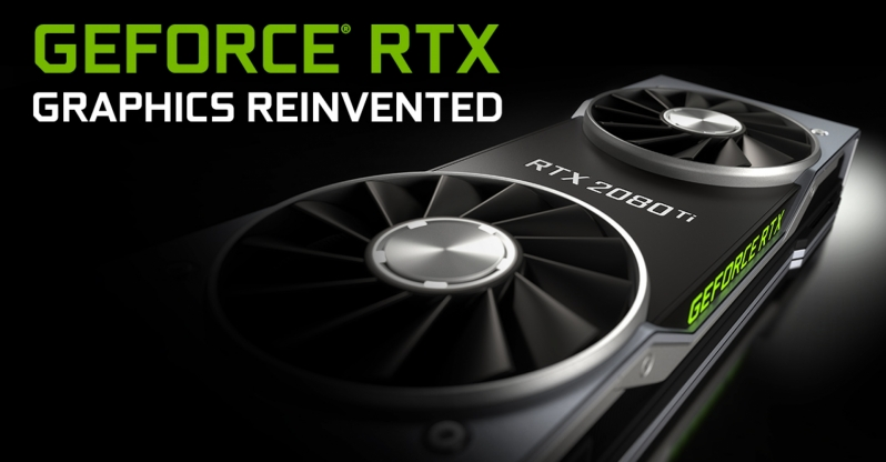 Nvidia's Turing graphics cards will coexist with Pascal until at least Q1 2019