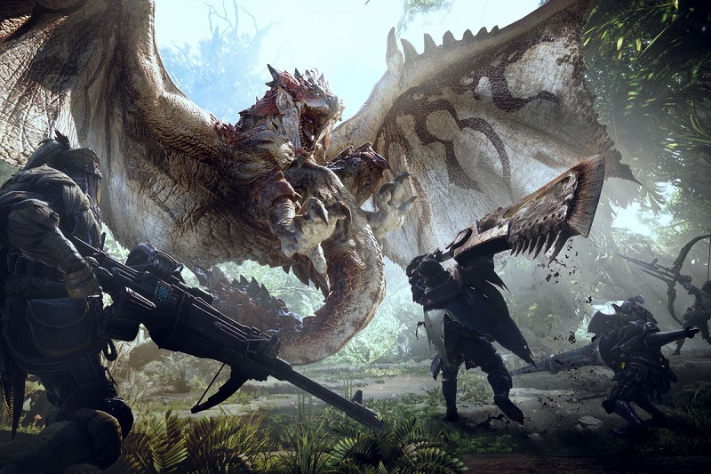Nvidia's next GPU driver will offer a performance boost in Monster Hunter World