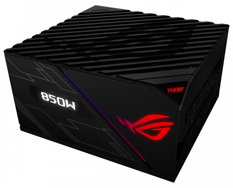 ASUS' ROG Thor series power supplies are now available to pre-order int he UK