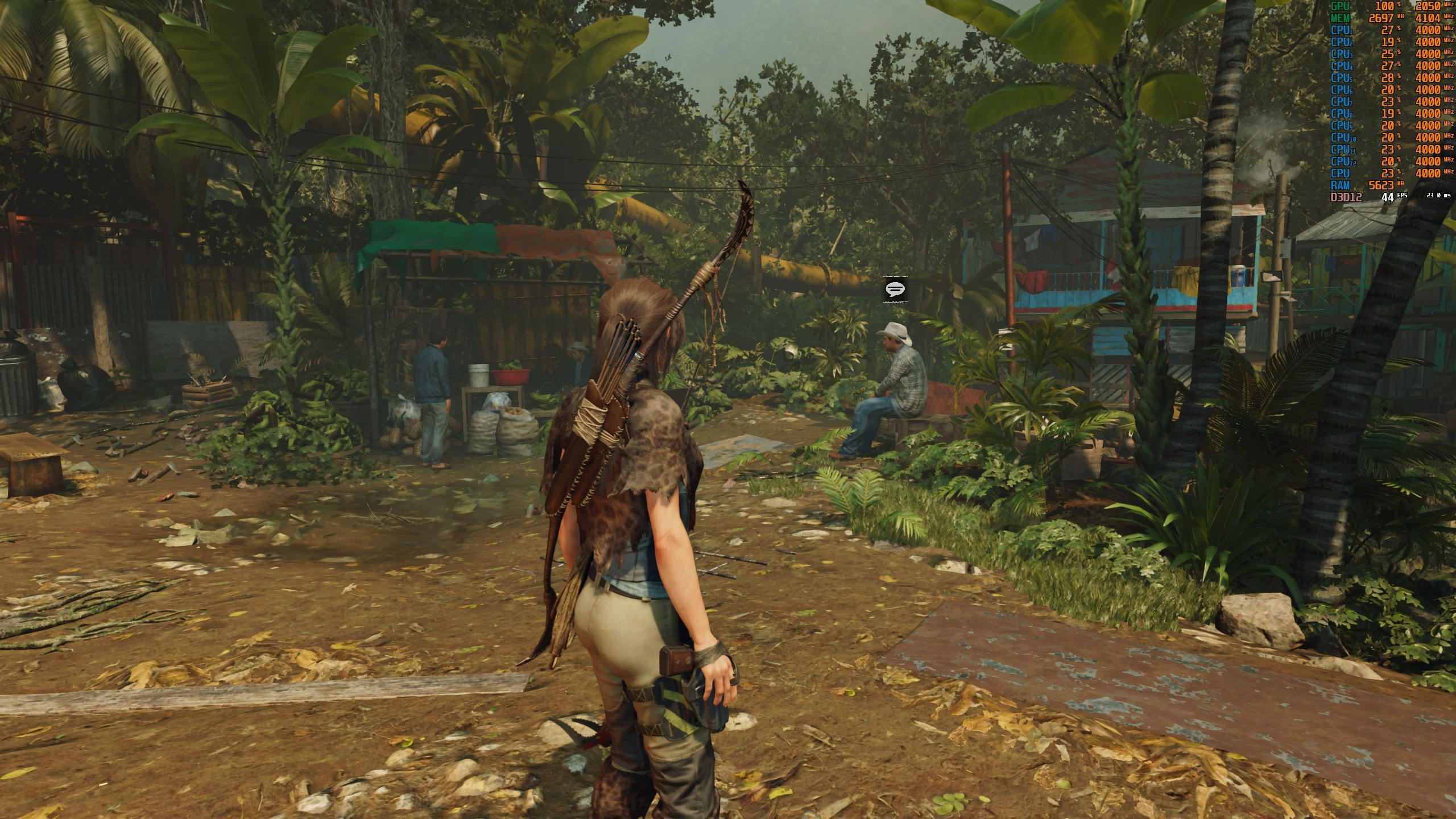 Shadow of the Tomb Raider PC Performance Review